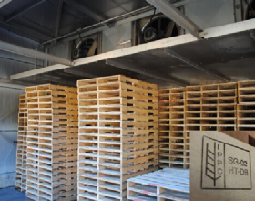 Pallets Heat Treatment